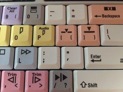 stock   Edius Editing Keyboard | by Lynn Friedman