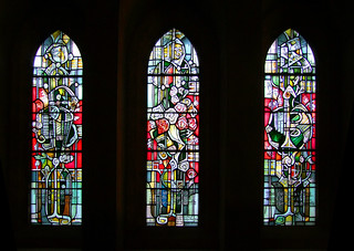 Norfor Heseltine memorial window (Lawrence Lee and Janet Christopherson)