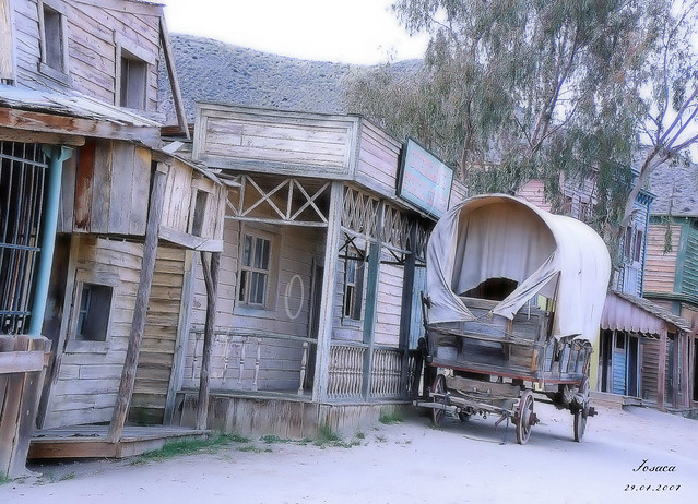 Fort Bravo Cinema Studios Texas Hollywood