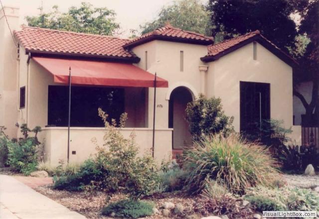 Hook Out Canopy | Residential Awning Photos | Pasadena ...