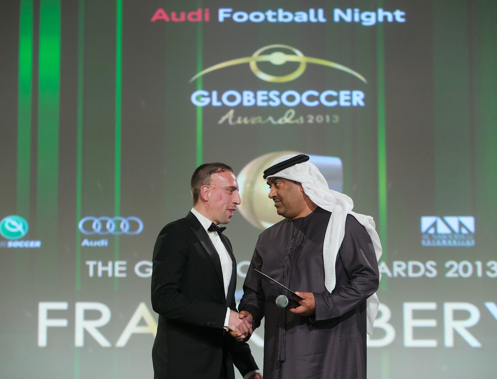 Globe Soccer Awards 293