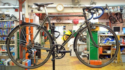 Henry's Winter Road Bike 2014 6 | by @WorkCycles