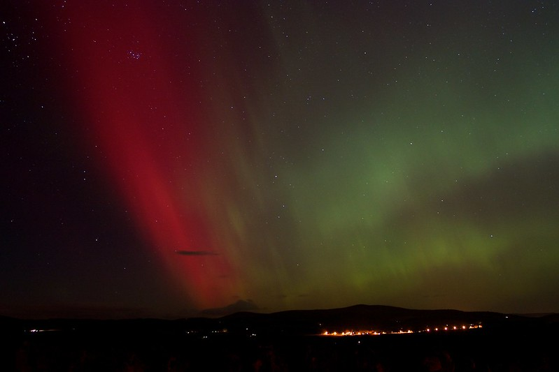 Aurora Borealis, 27th February 2014