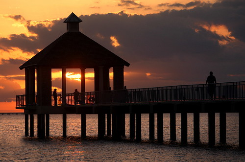statepark sunset lana water silhouette clouds catchycolors pier louisiana award winner mandeville win honorablemention gramlich canoneos5d 3rdplace sttammanyparish fontainebleaustatepark lanagramlich mar12014