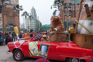 Disney Cars Parade | by Richard Perry