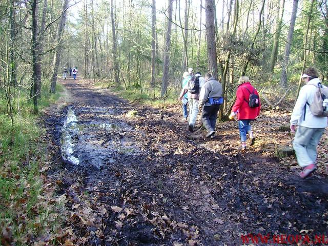 W.S.V.de Trekvogels 09-02-2008 15 Km  Apeldoorn (17)