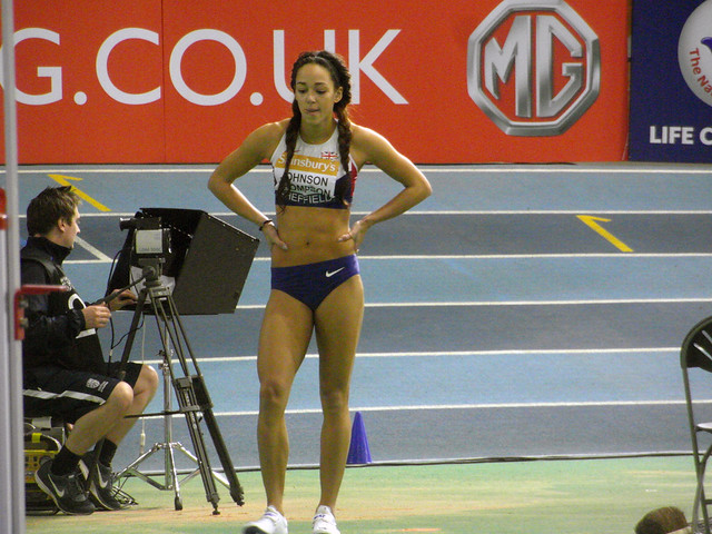 Katarina Johnson-Thompson, High Jump