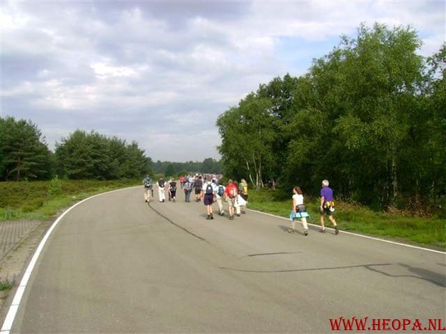 1e dag Amersfoort  40 km  22-06-2007 (14)