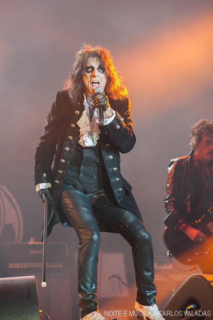 Hollywood Vampires - Rock in Rio Lisboa '16