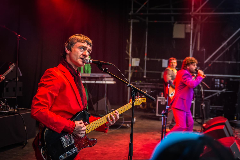 Cliff Willy & Zijn Poduimboys @ Genk On Stage 2016 (© Timmy Haubrechts)