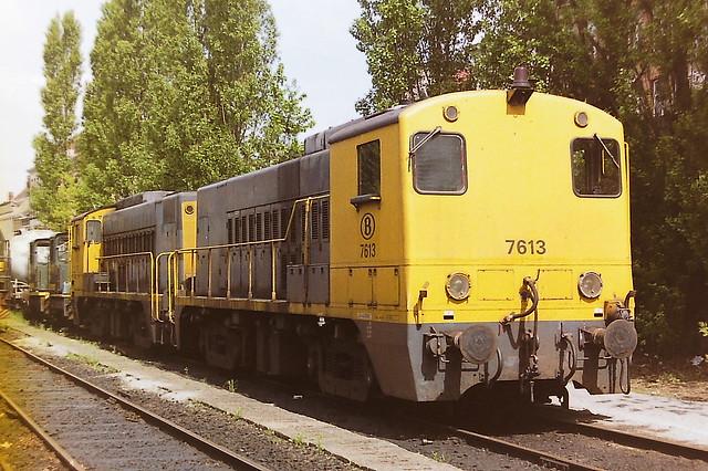 SNCB 7613