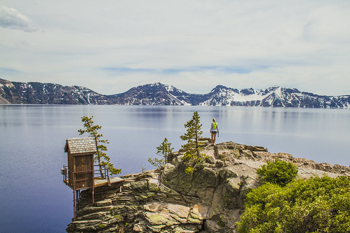 Cleetwood Cove Trail - Crater Lake National Park | by TinCanPlan