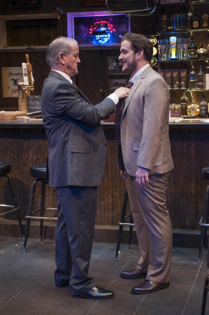 Francis Guinan and Ed Flynn