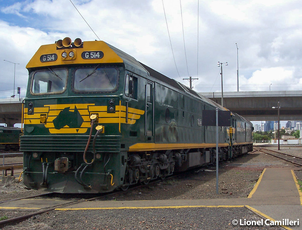 G514 at South Dynon by LC501