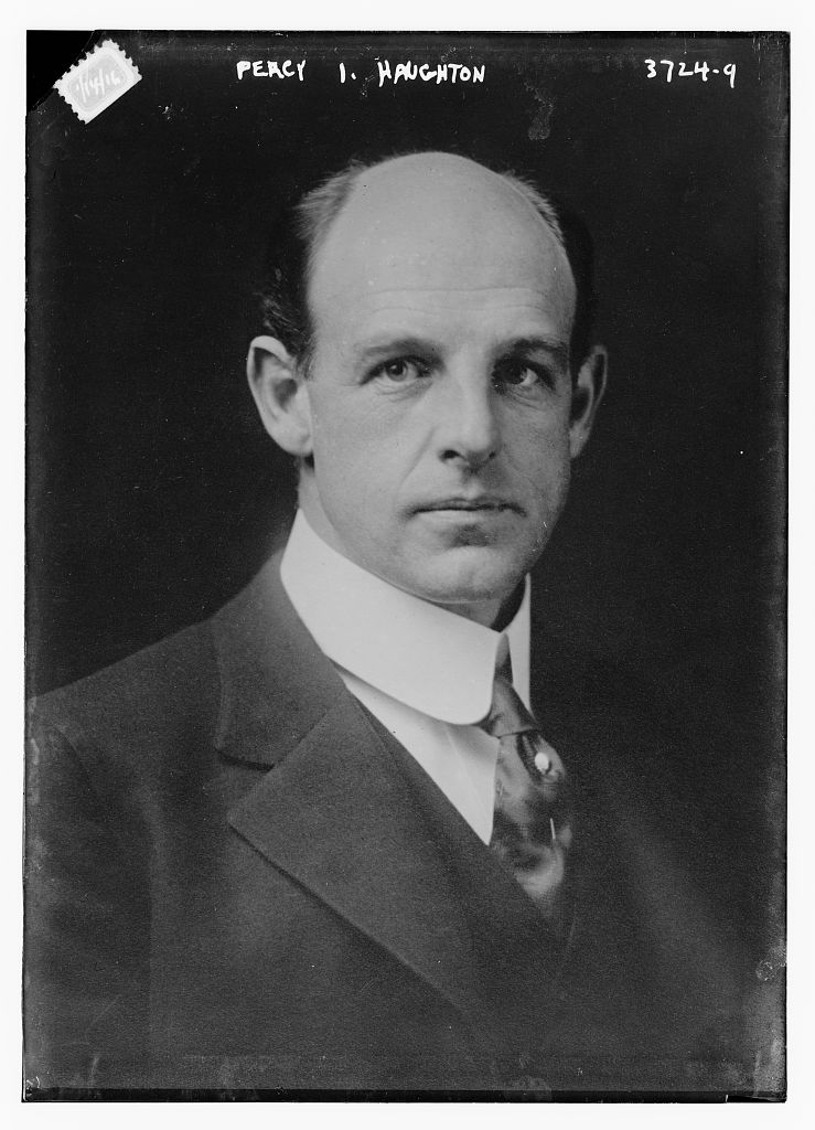Image result for Percy Haughton