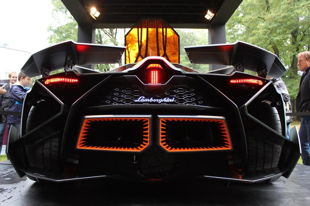 Lamborghini Egoista Tobias Liebing Flickr