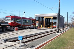 Delivery of the First Streetcar from Anacostia to the H/Benning corridor.