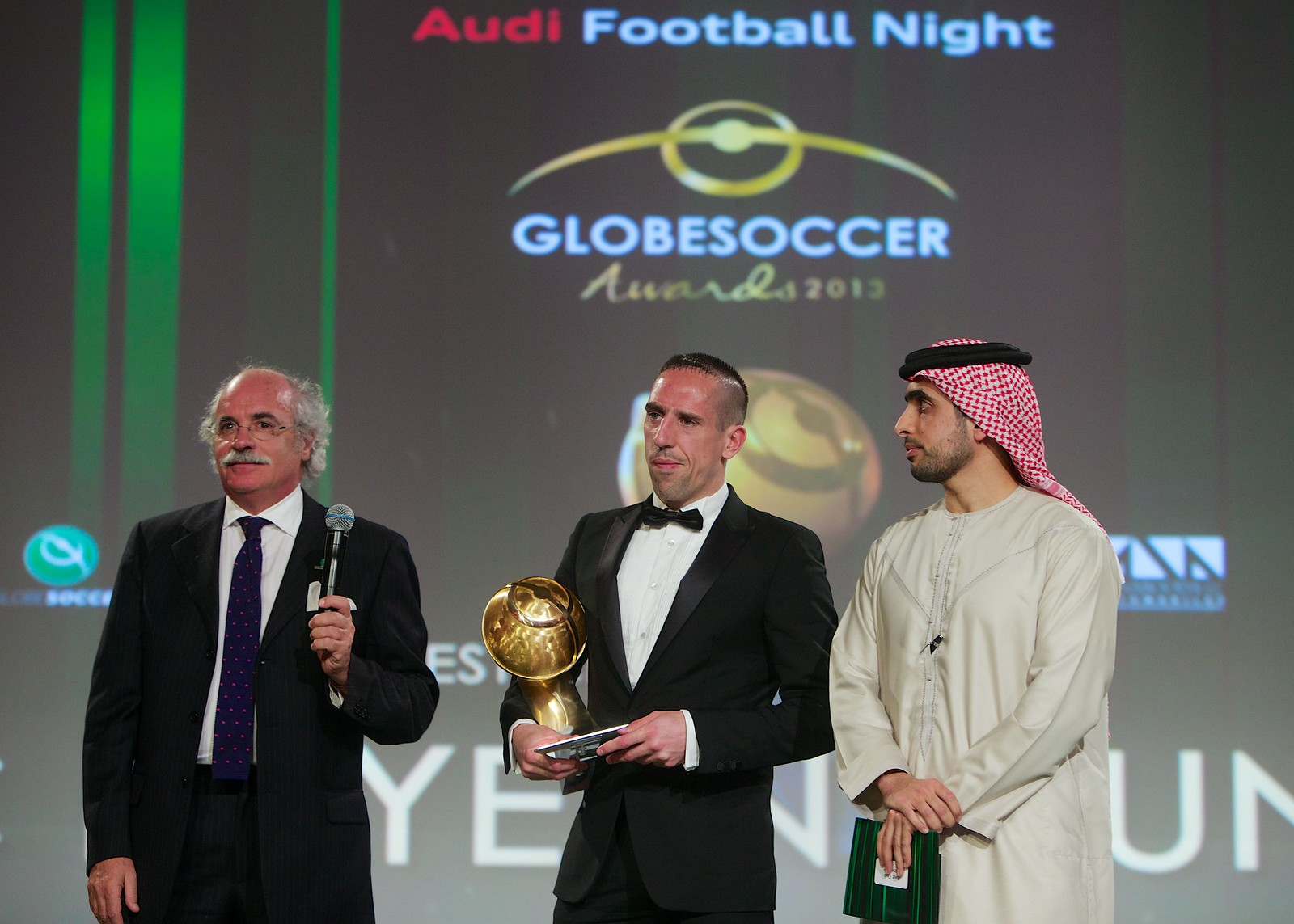 Globe Soccer Awards 228