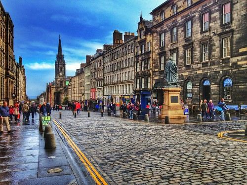 The Royal Mile - iPhone | by Jim_Nix