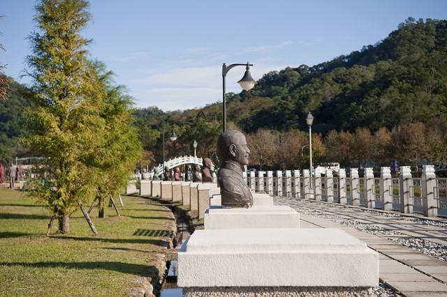 CK07 Garden of Generalissimos - Taiwan