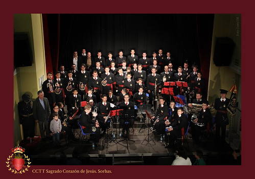 Foto presentación trajes whatsapp   by Banda Sagrado Corazón de Jesús - Sorbas