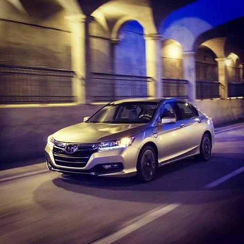 2014 #Honda #Accord Plug-in #Hybrid Photo