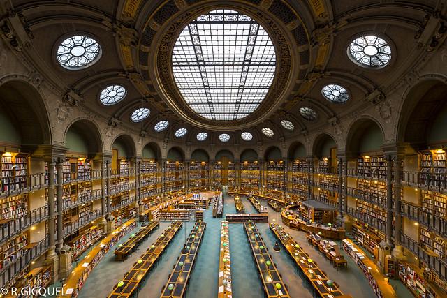 BNF Richelieu (Paris)