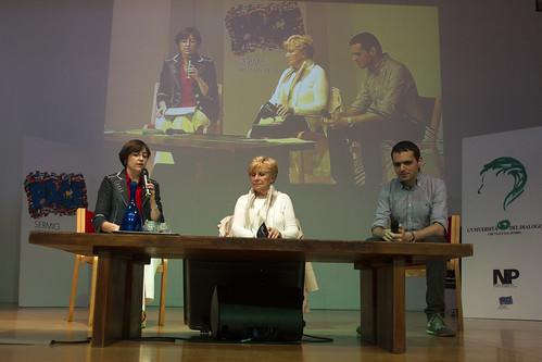 Maria Pia Bonanate all'Università del Dialogo