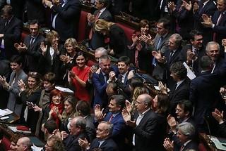 Camera dei Deputati, 31/01/2015, Elezione Presidente della Repubblica   by flavagno