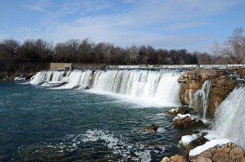 water waterfall missouri shoalcreek grandfalls 2015 joplinmissouri joplinmo