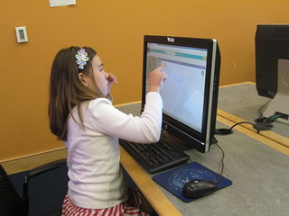 Coding for Kids at Alum Rock Library | by San José Public Library