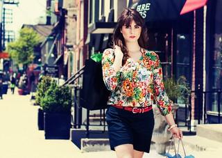 Dame De Fleur | by Bardia Photography