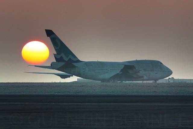 747SP - S U N R I S E