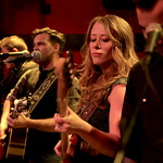 Mon, 02/02/2015 - 8:14pm - The Lone Bellow at Rockwood Music Hall 2.2.15 Photo By: Will Sanderson