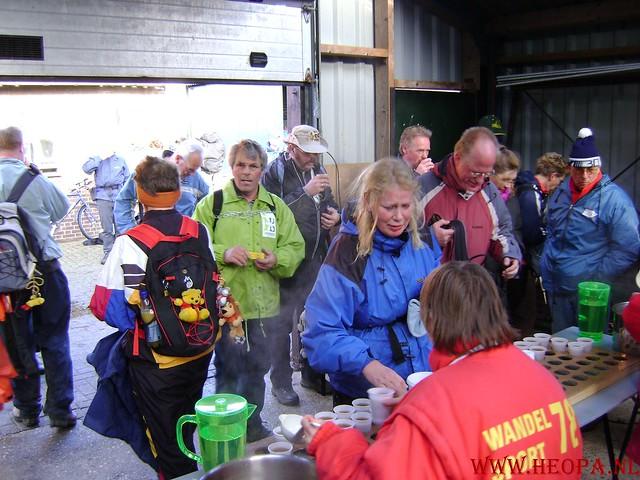 Baarn 40 Km    22-11-2008 (28)