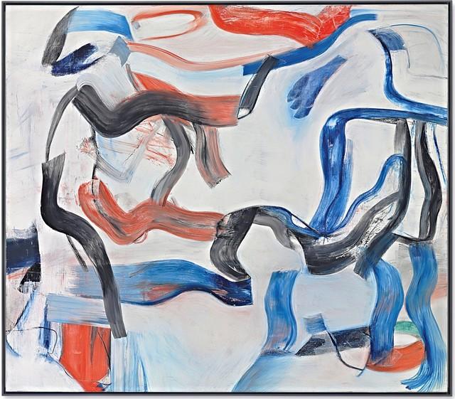 De Kooning (1904-1997) - 1982 Untitled XXIV (Christie's New York, 2014)