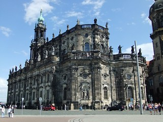 Dresden Cathedral (Cathedral of the Holy Trinity) - Dresden, Saxony, Germany | by Glen Bowman