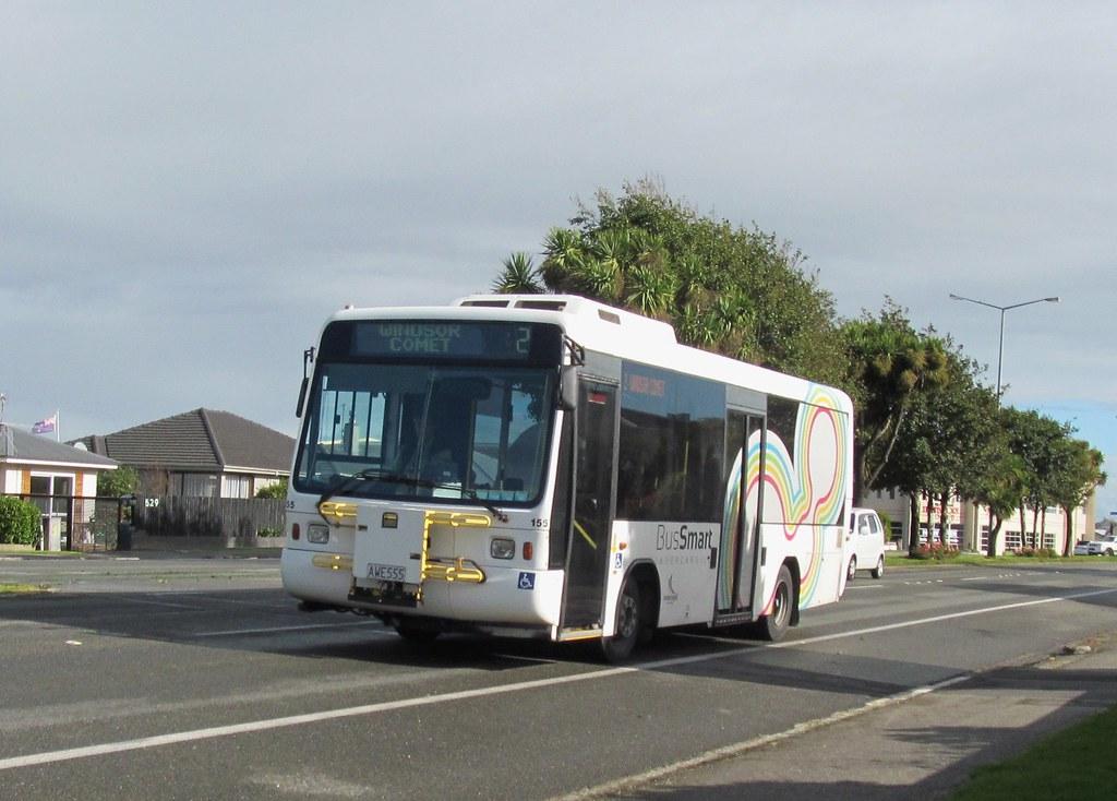 Invercargill Passenger Transport 155/GoBus 3155 18/4/2016