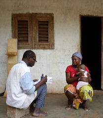 Household Survey in Bonu, Benin