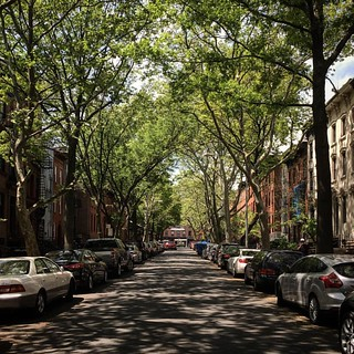 shades... #Scenery #Landscape #NoTower #CobbleHill #Brooklyn #NewYorkCity #NYC | by smallquan