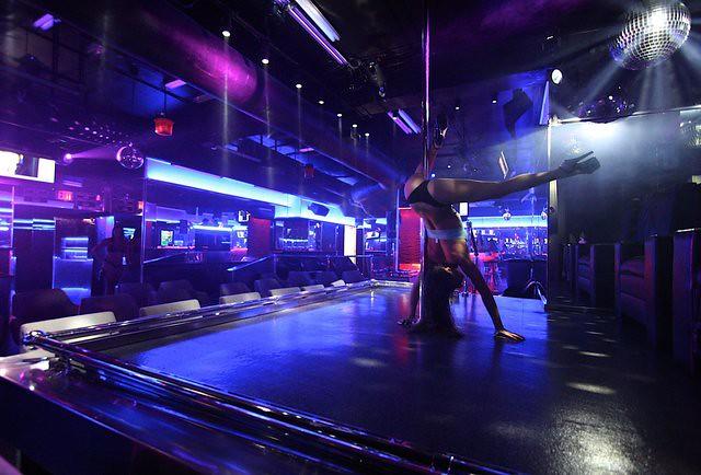 Ohio strip club list