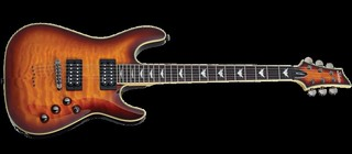Schecter Omen Extreme | by wired.guitarist