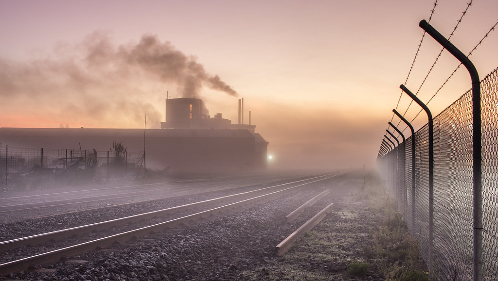 All it needed was a train by Logan Voss