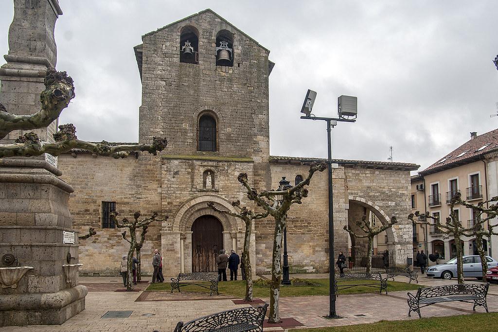 Iglesia de Santa María del Camino, Carrión de los Condes | Flickr