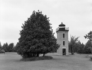 Peninsula Point Lighthouse | by Bronica John