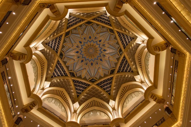 Abu Dhabi Emirates Palace Hotel, United Arab Emirates