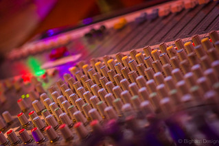 Mixing board from local bar | by teddybiggy