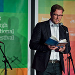 Damian Barr reads at Jura Unbound with Gutter magazine |