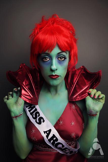 Miss Argentina - Beetlejuice