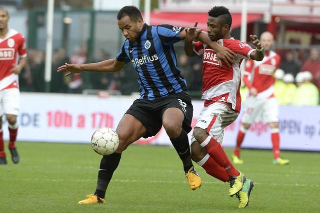 Standard - Club Brugge (10 november 2013)
